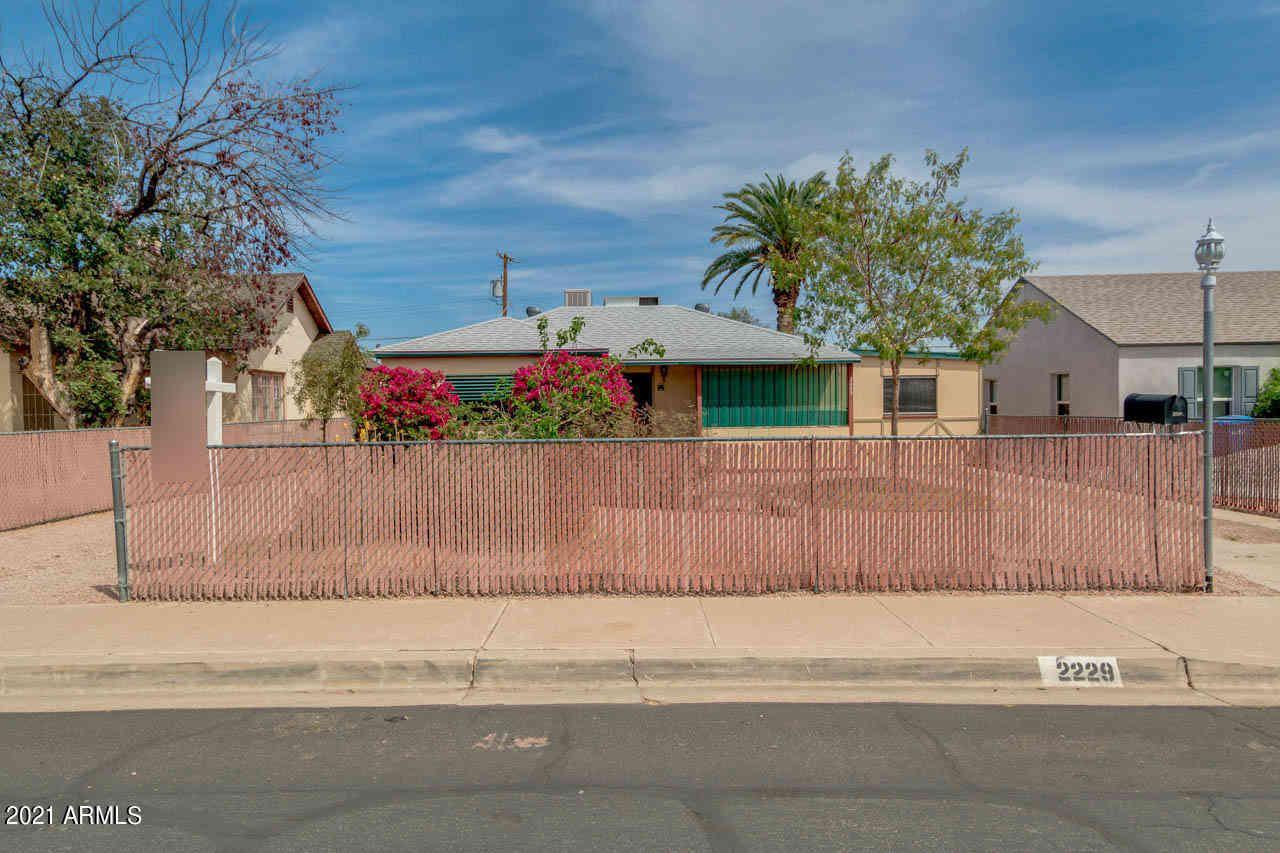 2229 N 23RD Place, Phoenix, AZ, 85006,
