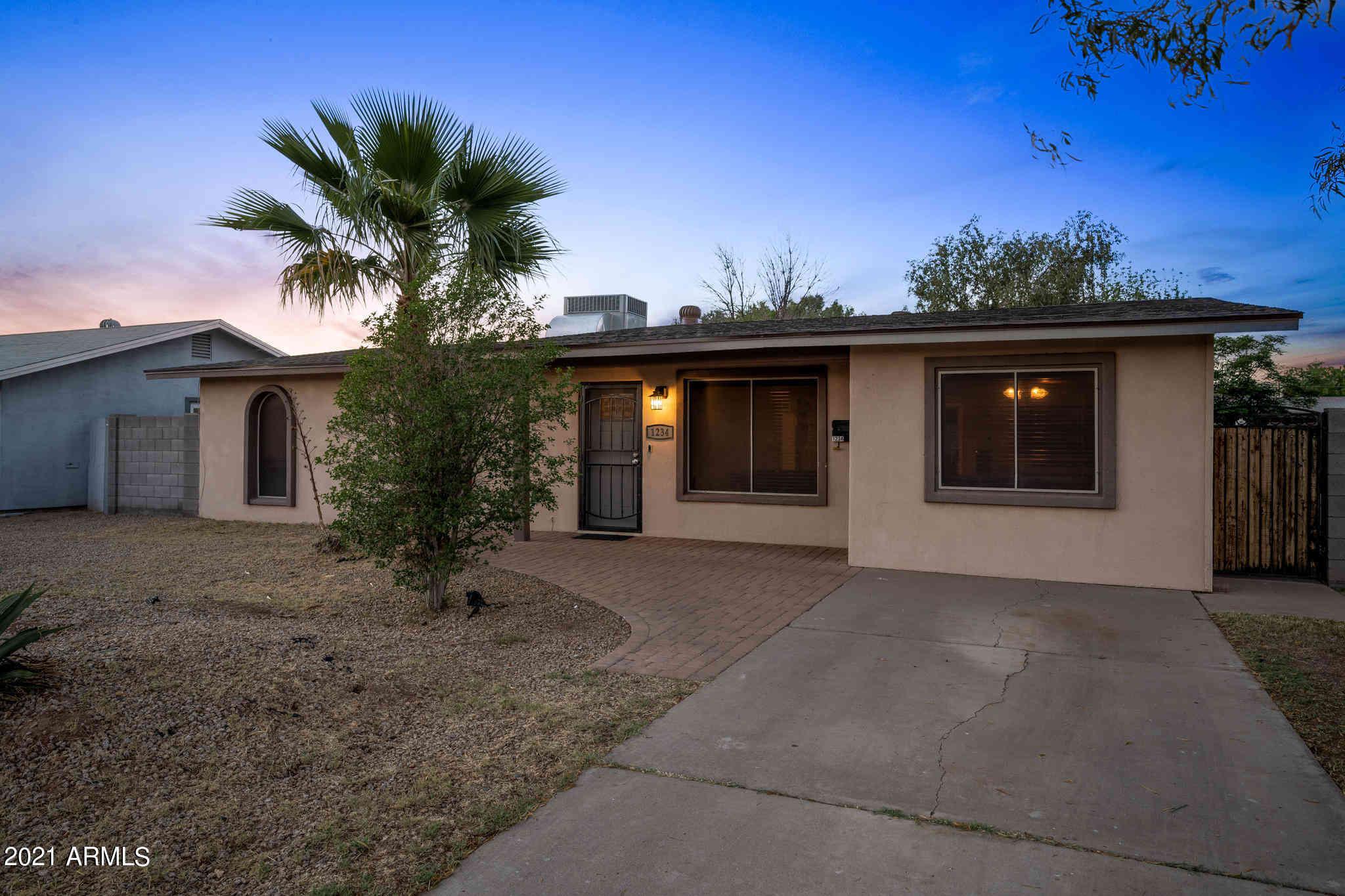 1234 E BARBARA Drive, Tempe, AZ, 85281,