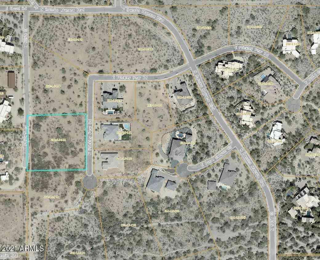 536004 N Prickley Pear Road #88, Cave Creek, AZ, 85331,
