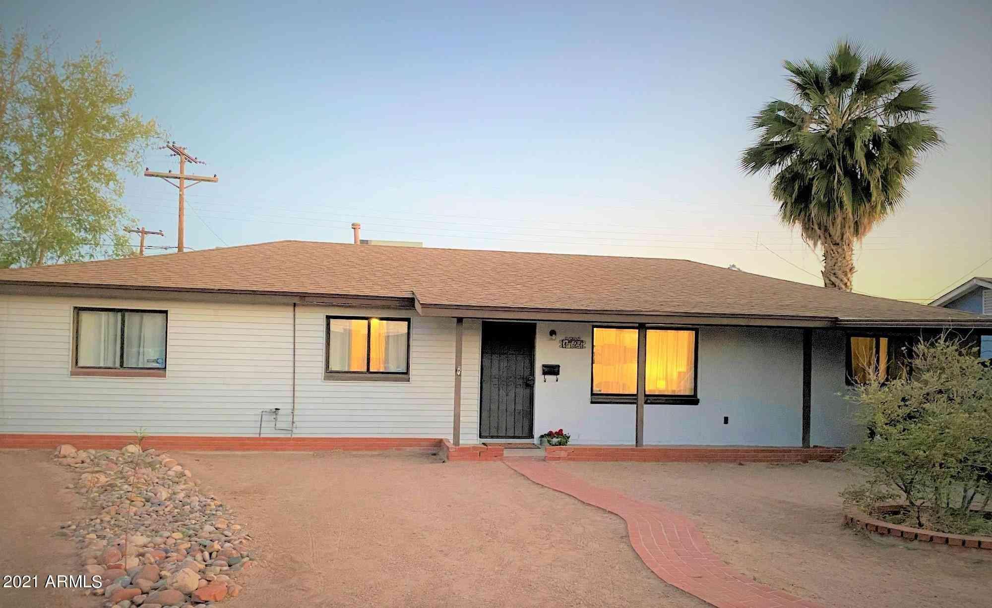 1721 W 6TH Street, Mesa, AZ, 85201,