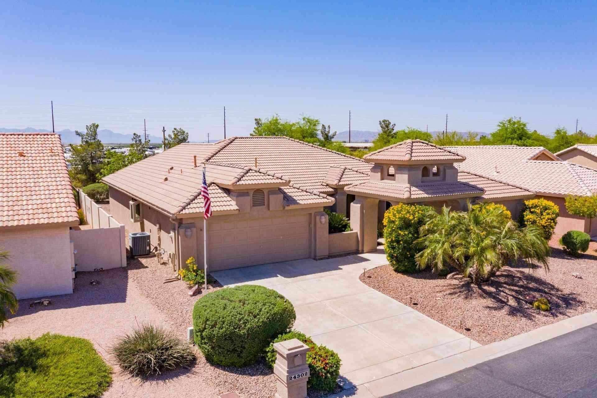 24302 S STARCREST Drive, Sun Lakes, AZ, 85248,