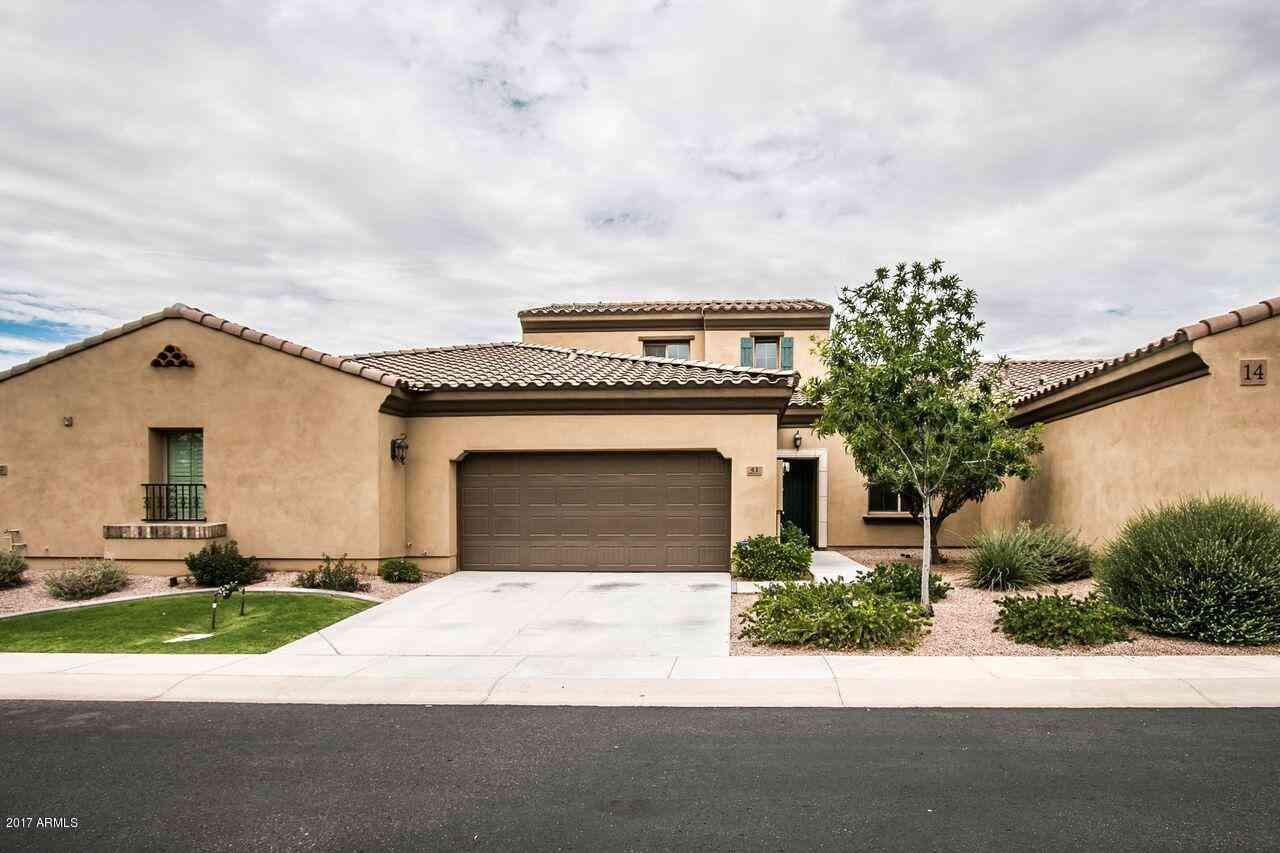 4700 S FULTON RANCH Boulevard #41, Chandler, AZ, 85248,