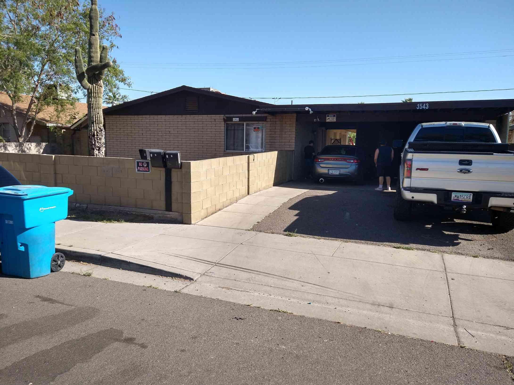 1543 W PEORIA Avenue, Phoenix, AZ, 85029,