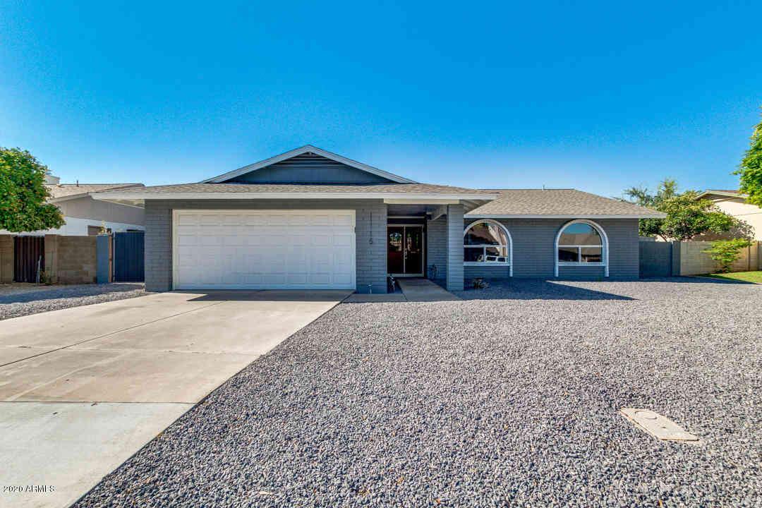 1115 W BARROW Drive, Chandler, AZ, 85224,