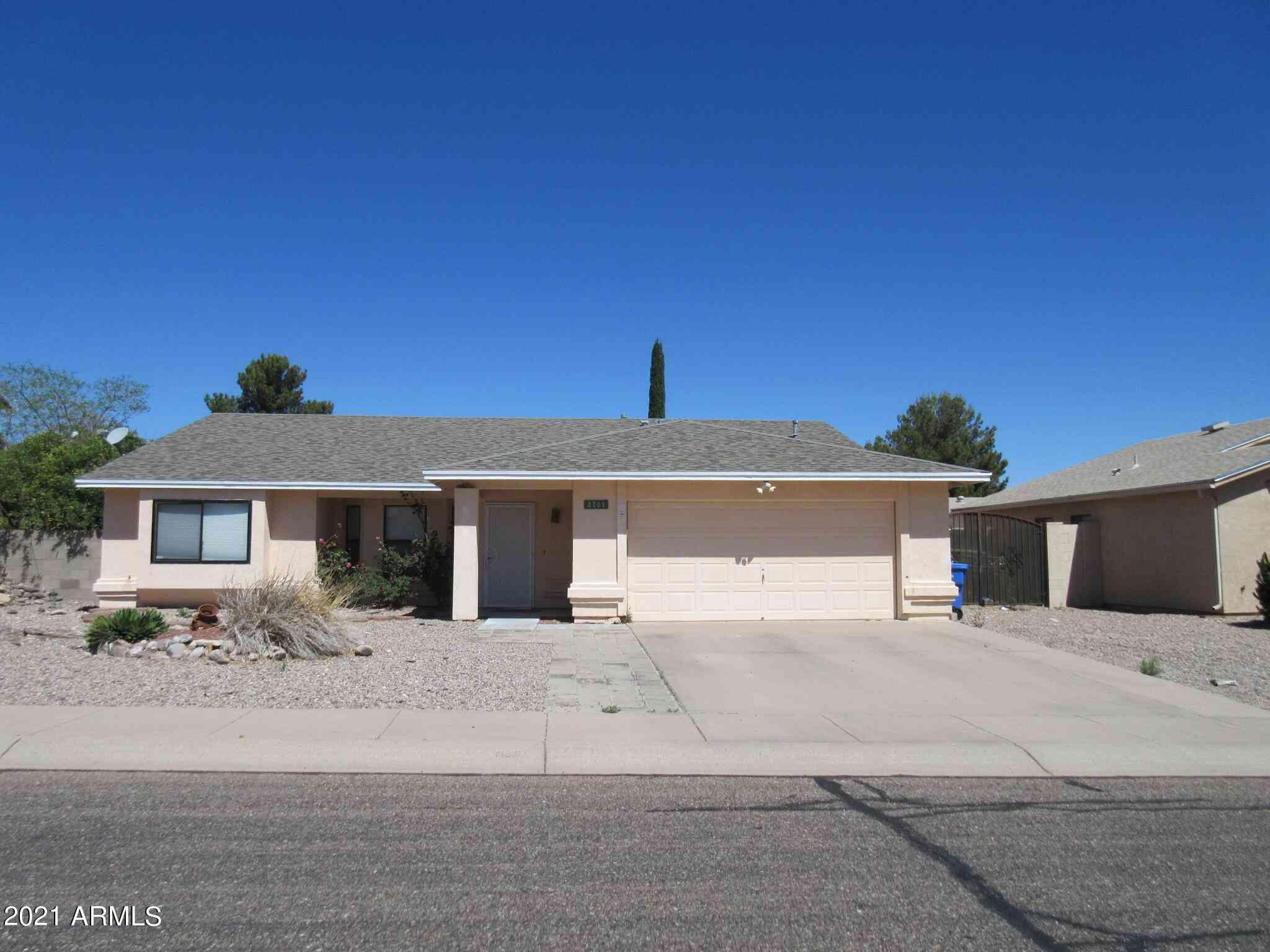 2701 Canyon View Drive, Sierra Vista, AZ, 85650,