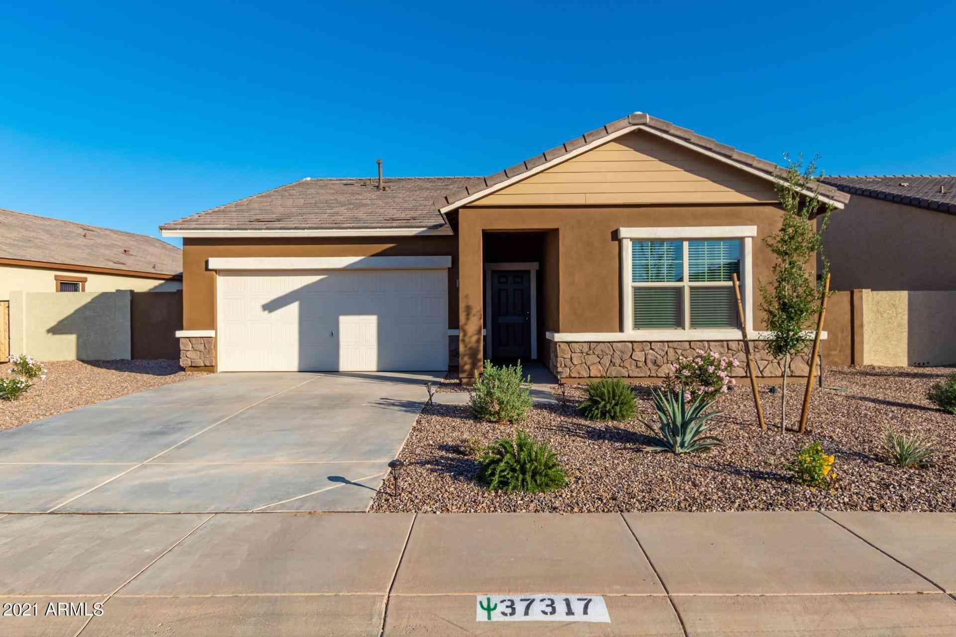 37317 W BELLO Lane, Maricopa, AZ, 85138,