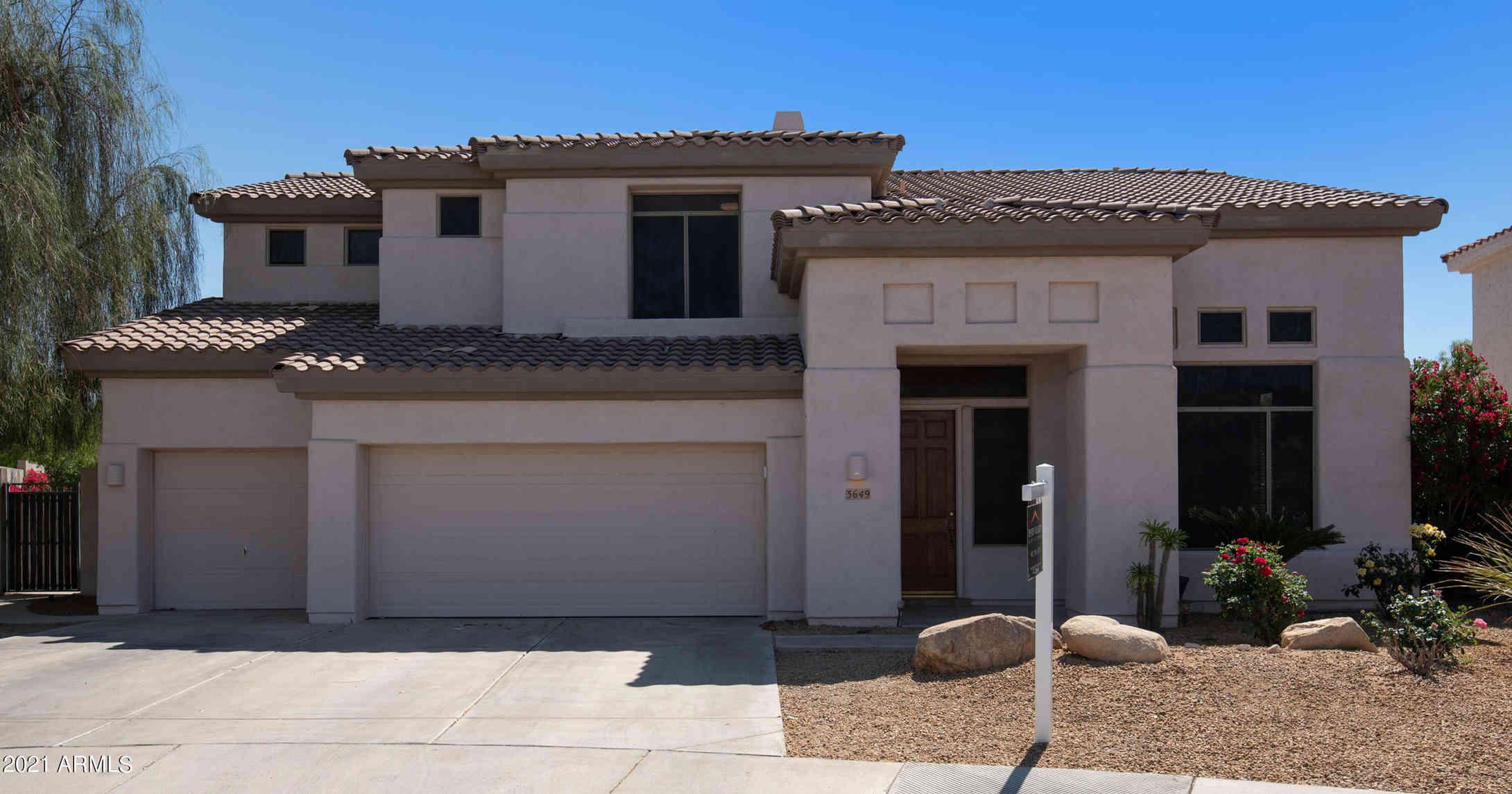 3649 N 145TH Avenue, Goodyear, AZ, 85395,