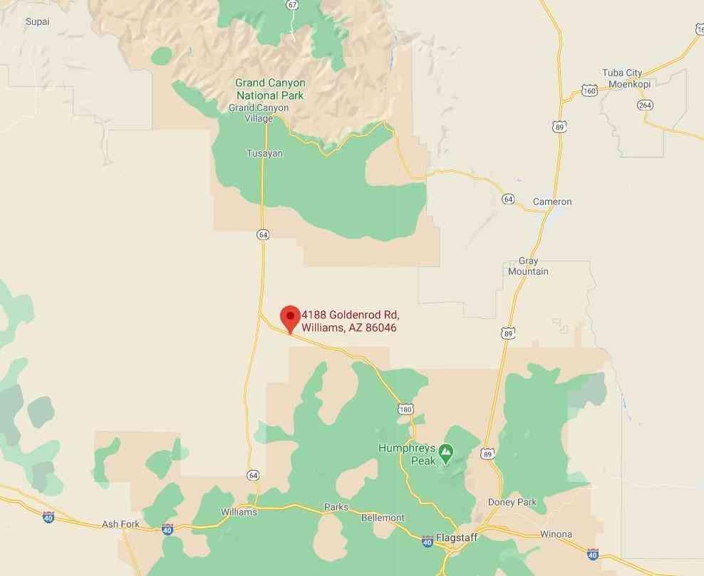 4188 GOLDENROD Road #446, Williams, AZ, 86046,