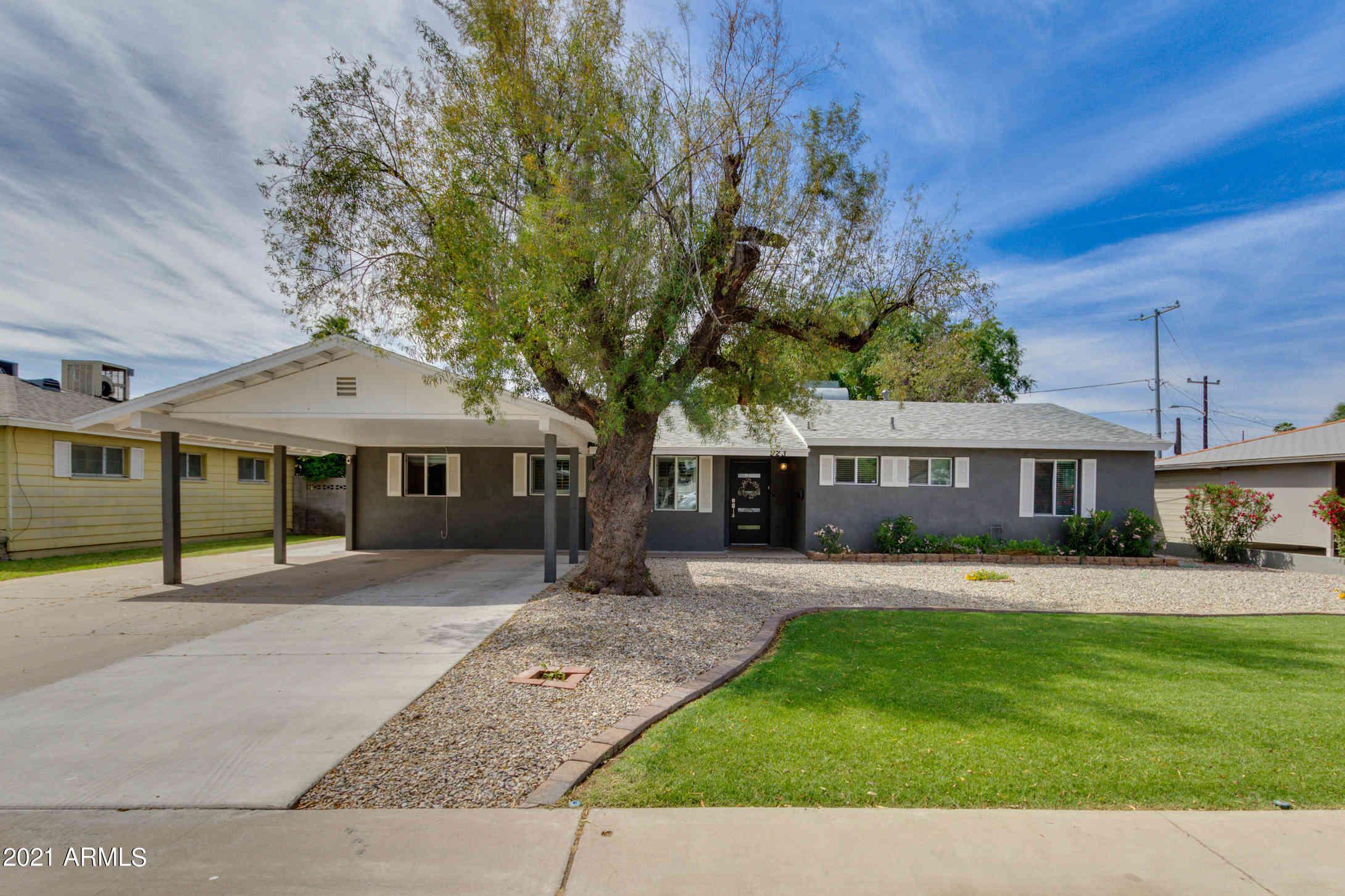 923 E ROVEY Avenue, Phoenix, AZ, 85014,