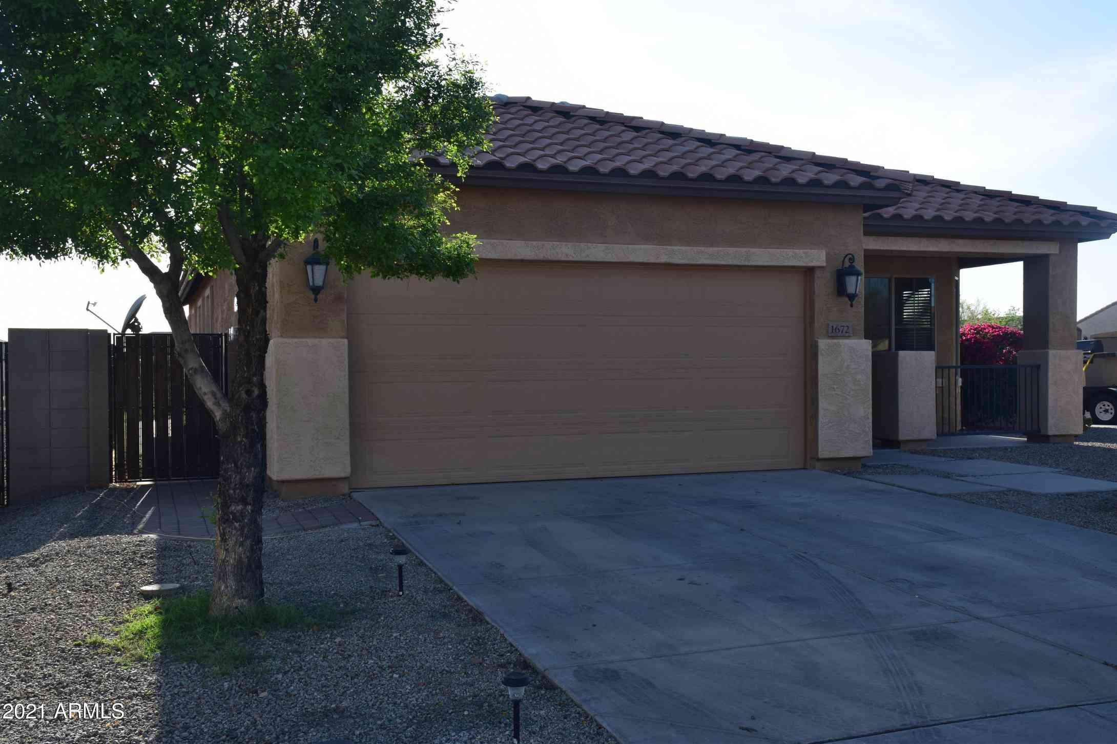 1672 S 236TH Drive, Buckeye, AZ, 85326,