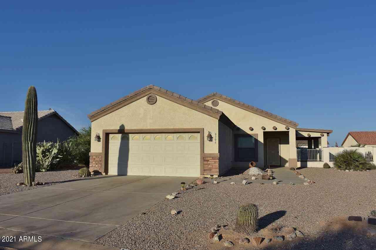 9796 W LAPAZ Lane, Arizona City, AZ, 85123,