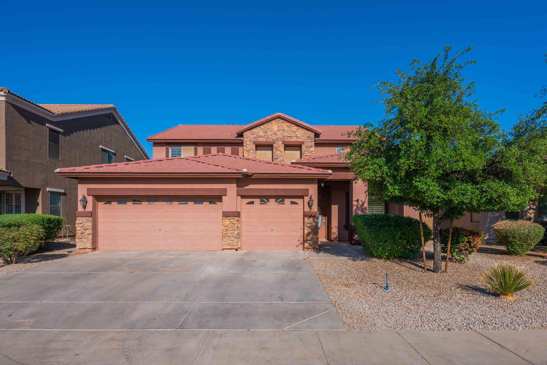 4109 S 247TH Drive, Buckeye, AZ, 85326,