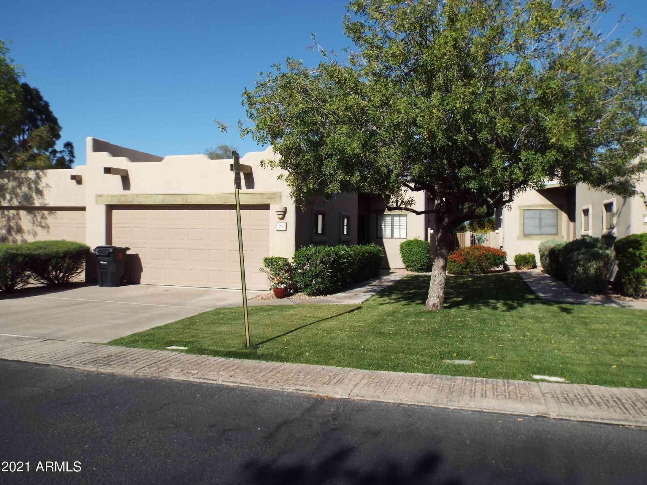 5445 E MCKELLIPS Road #25, Mesa, AZ, 85215,