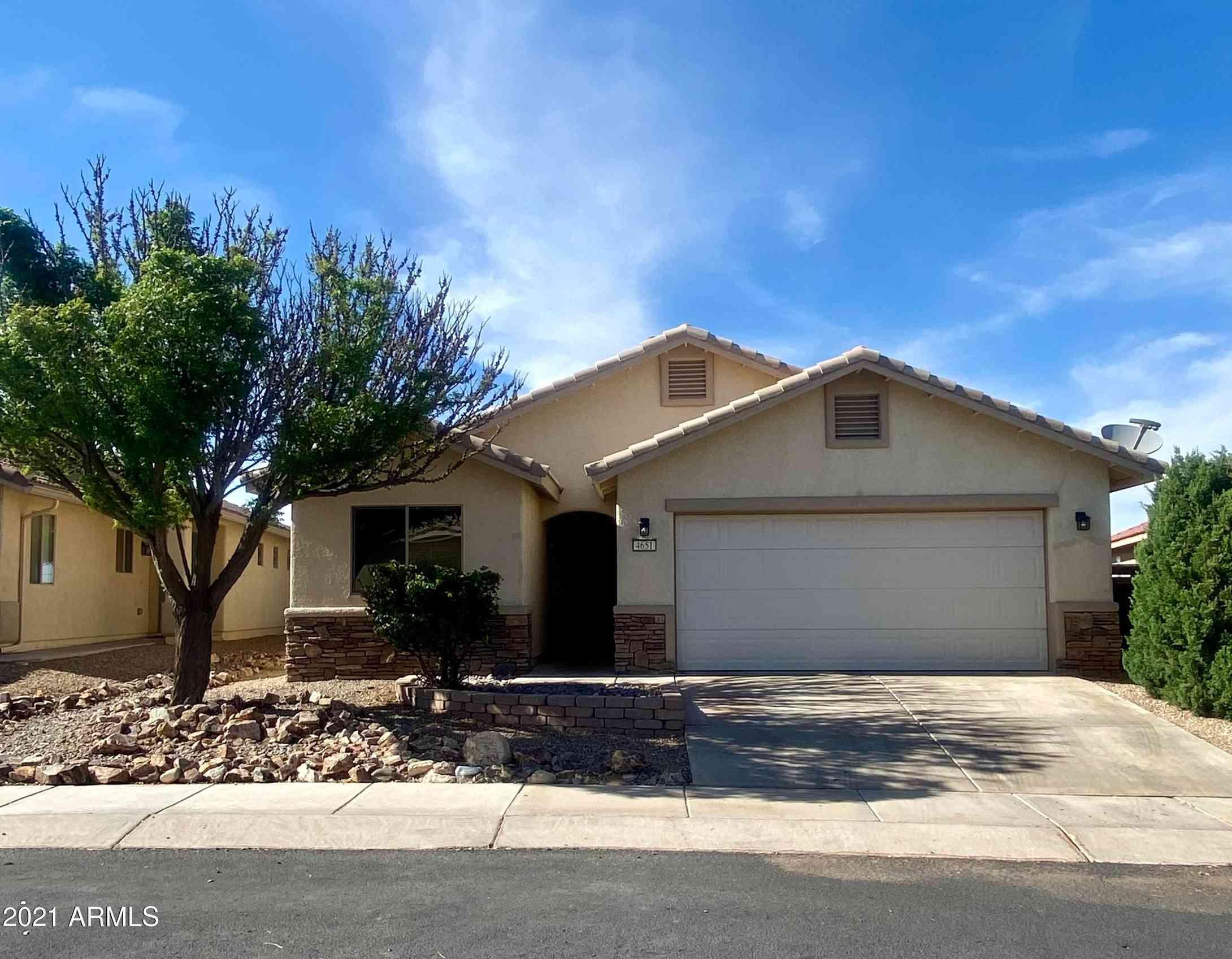 4651 BIG BEND Street, Sierra Vista, AZ, 85650,