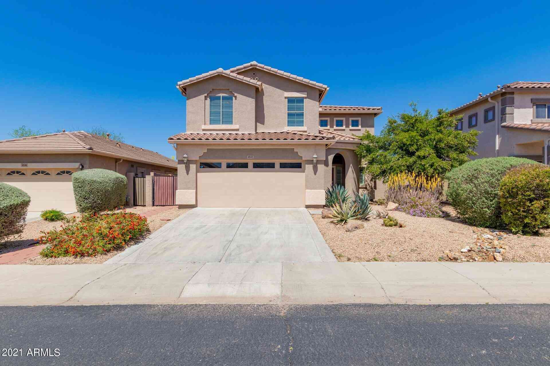 4532 W ROLLING ROCK Drive, Phoenix, AZ, 85086,