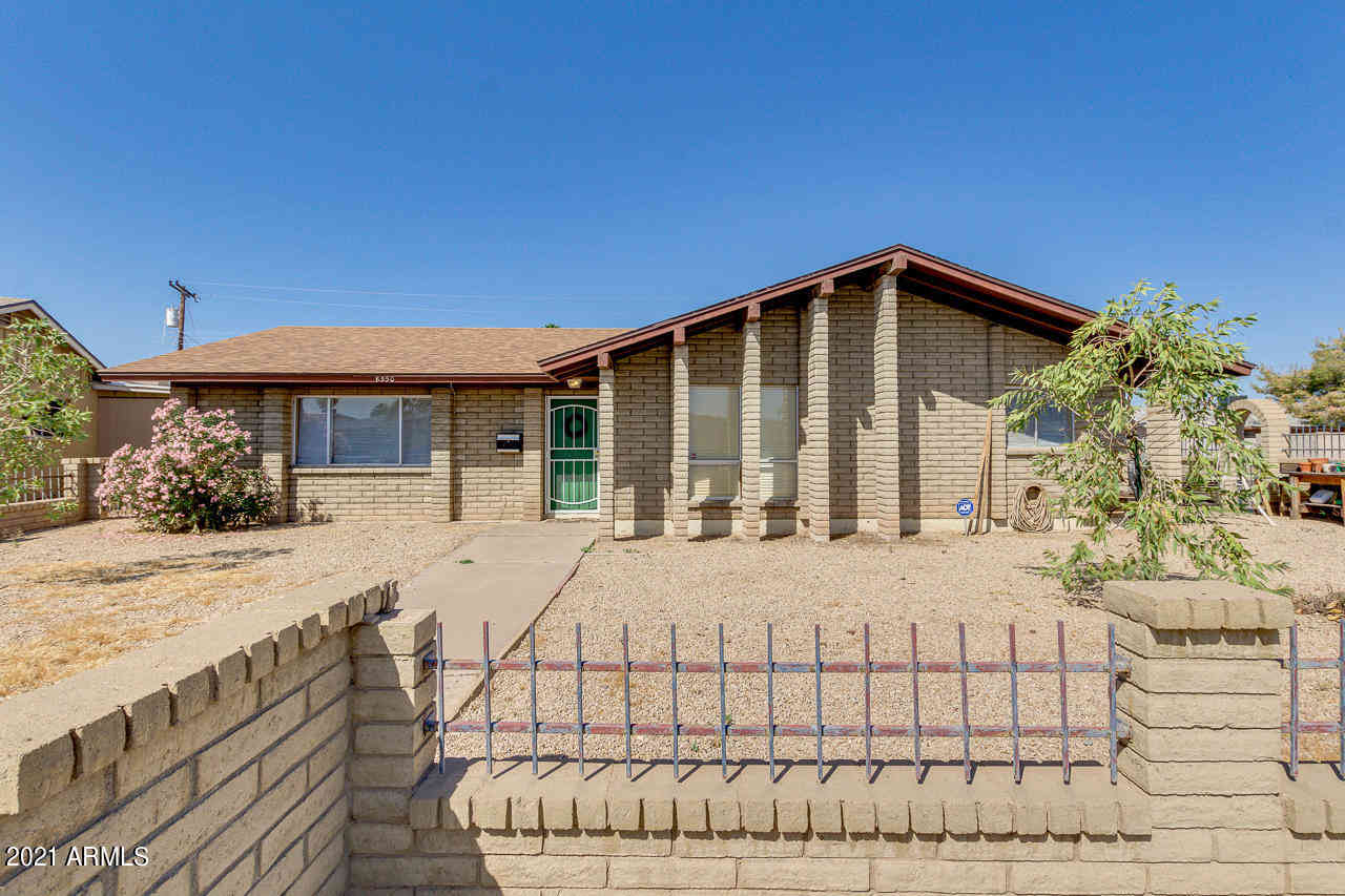 8550 N 32ND Drive, Phoenix, AZ, 85051,
