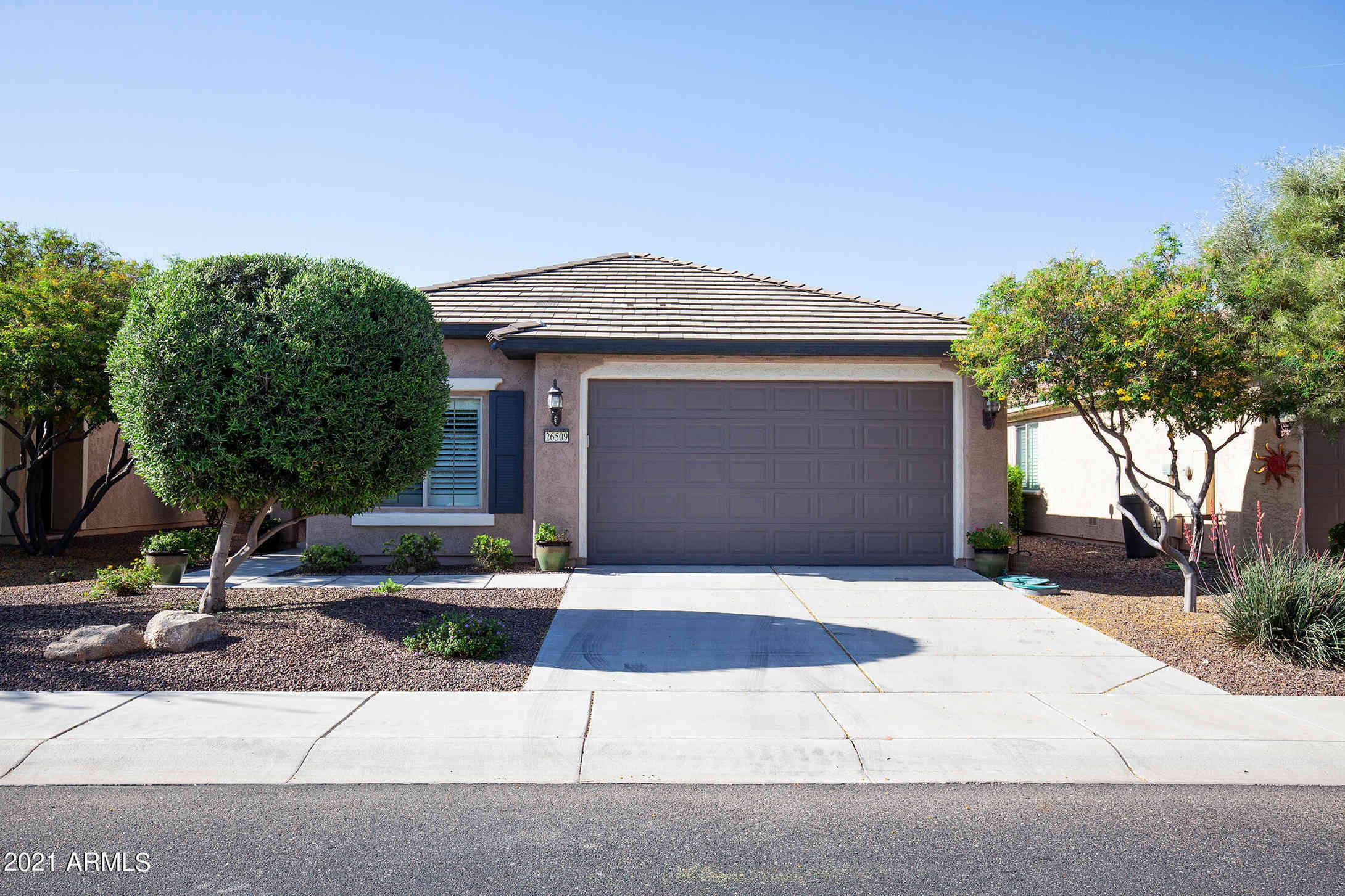 26509 W Ross Avenue, Buckeye, AZ, 85396,