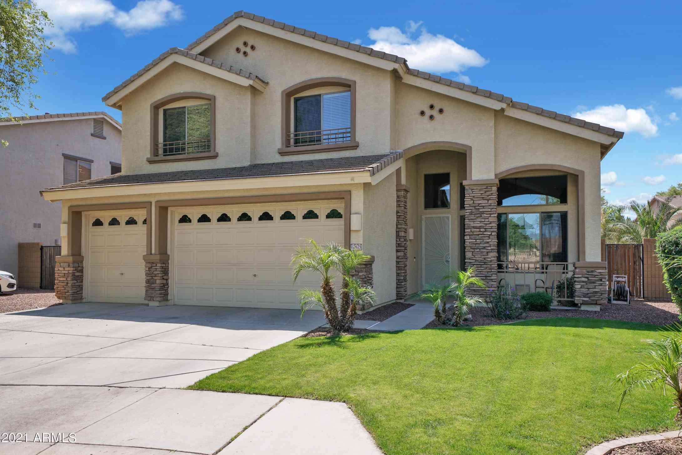 12625 W SEGOVIA Drive, Litchfield Park, AZ, 85340,