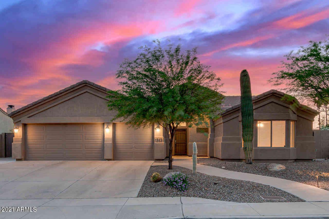 1262 N DILLON --, Mesa, AZ, 85207,