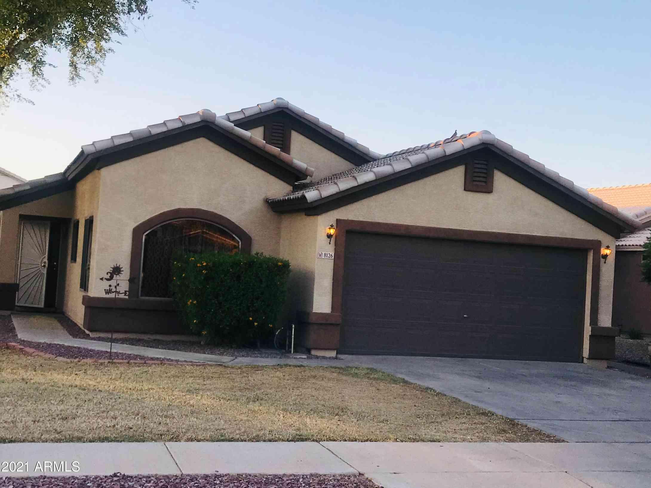 8126 W WATKINS Street, Phoenix, AZ, 85043,