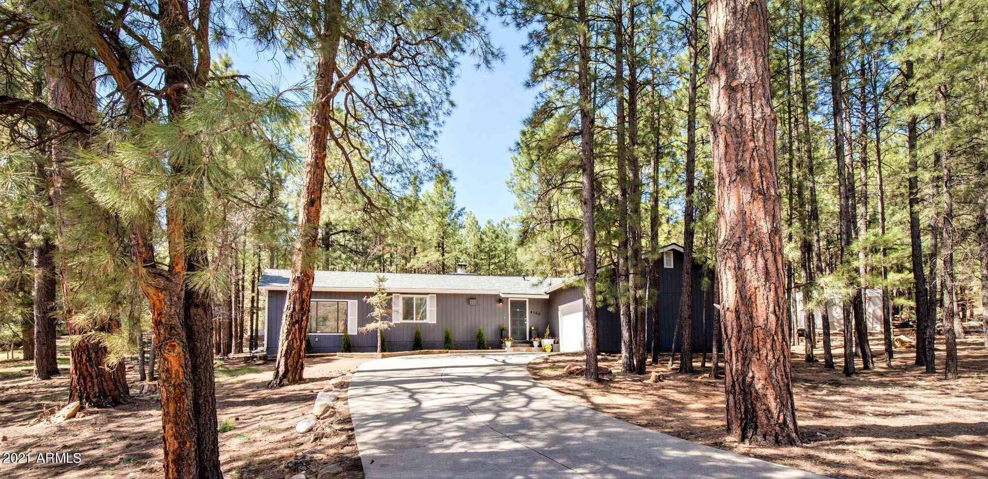 4100 N COUNTRY CLUB Drive, Flagstaff, AZ, 86004,