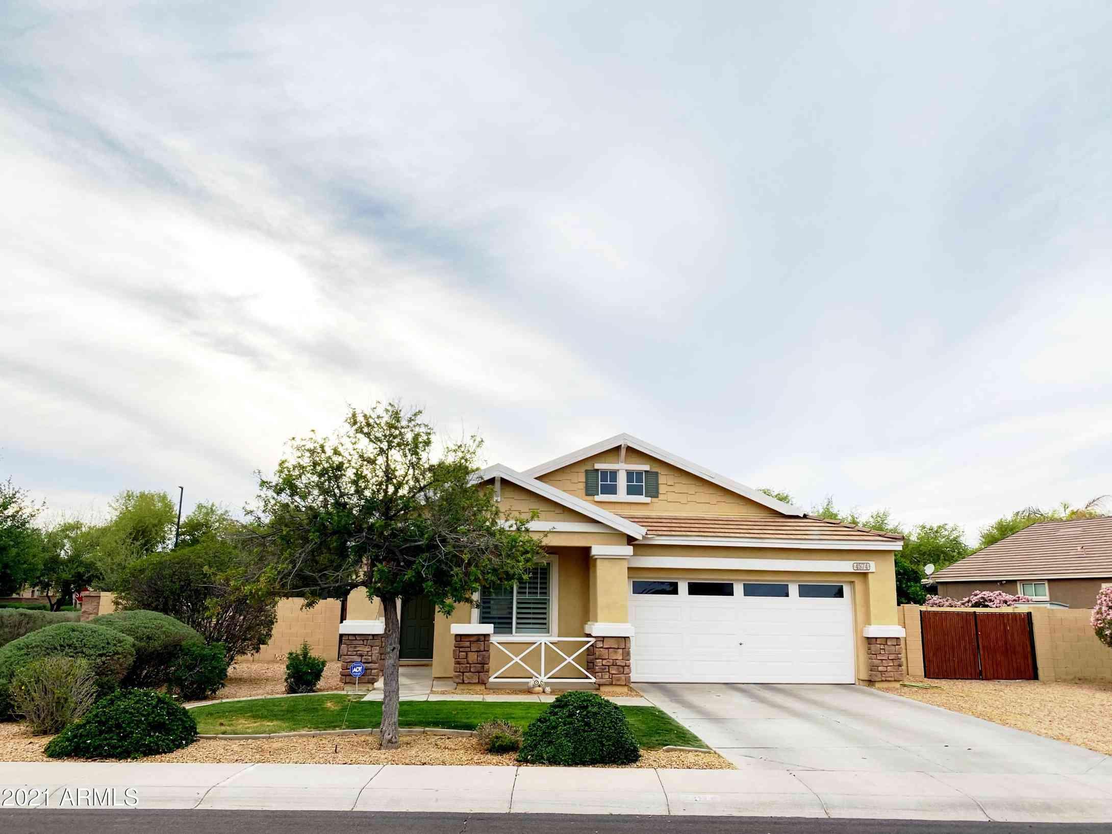 4574 S PALOMAR Court, Gilbert, AZ, 85297,
