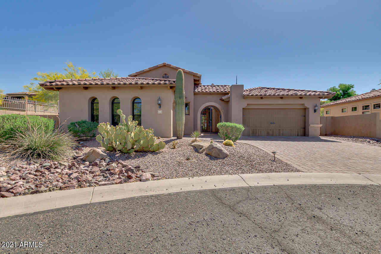 4065 N MIRADA Circle, Mesa, AZ, 85207,