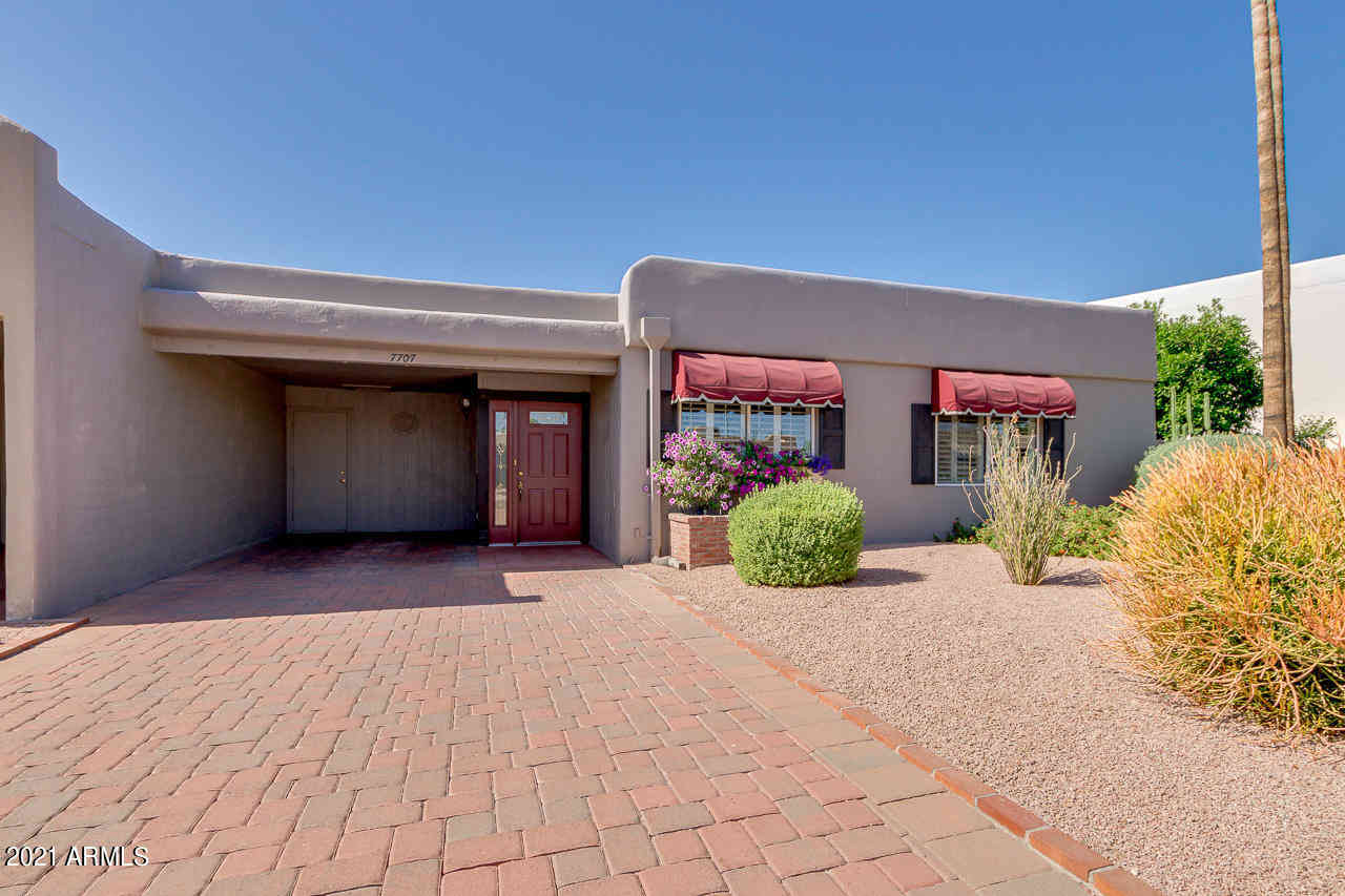 7707 E MARIPOSA Drive, Scottsdale, AZ, 85251,