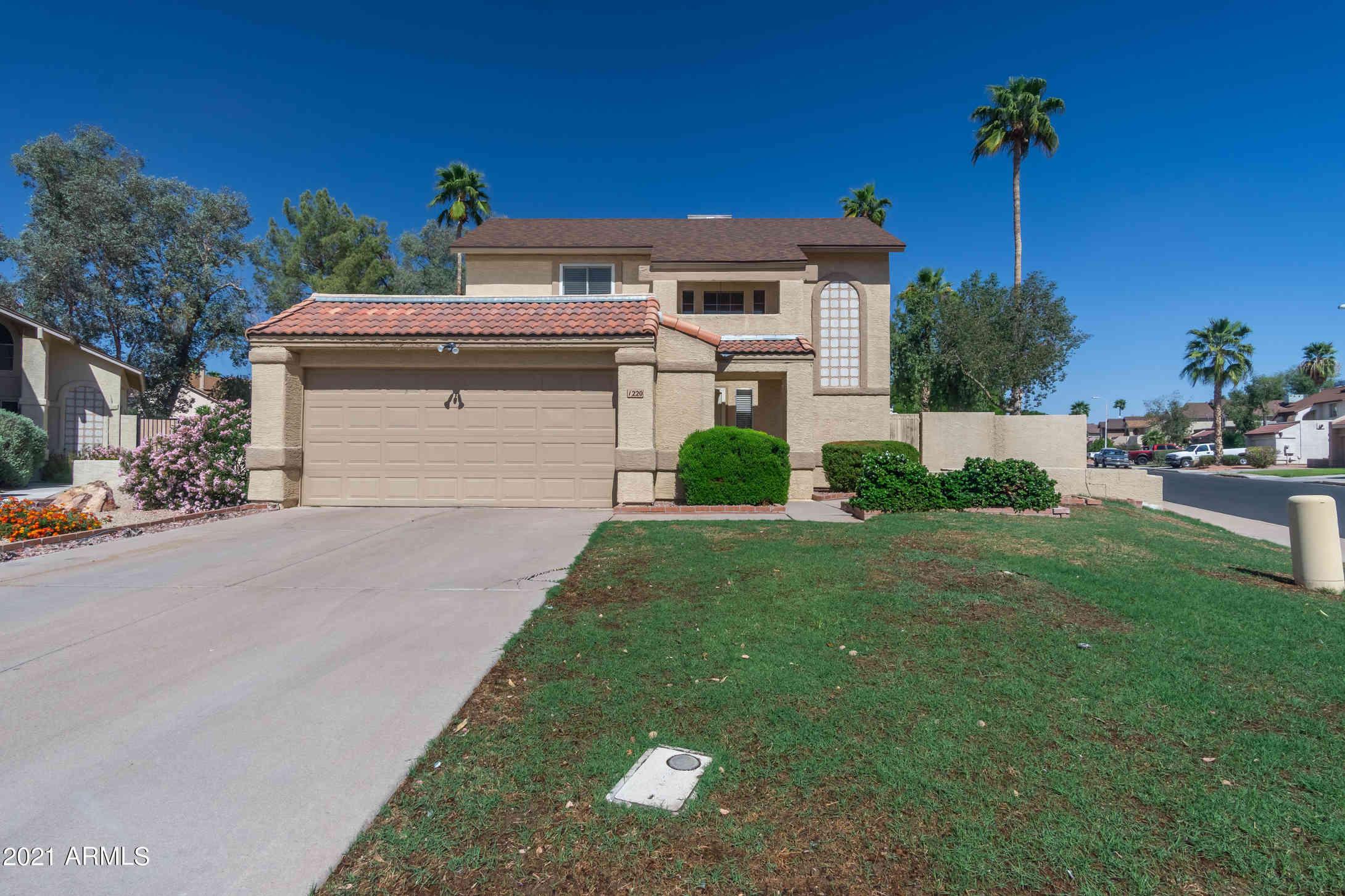 1220 W MANOR Street, Chandler, AZ, 85224,