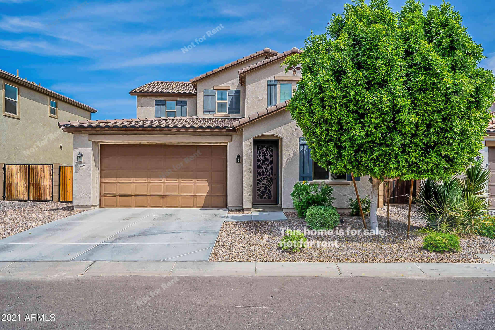 259 N 79TH Way, Mesa, AZ, 85207,