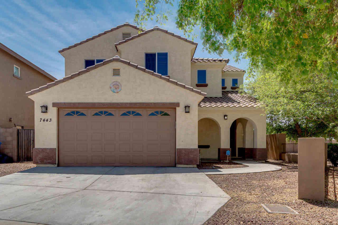 7443 W WOLF Street, Phoenix, AZ, 85033,