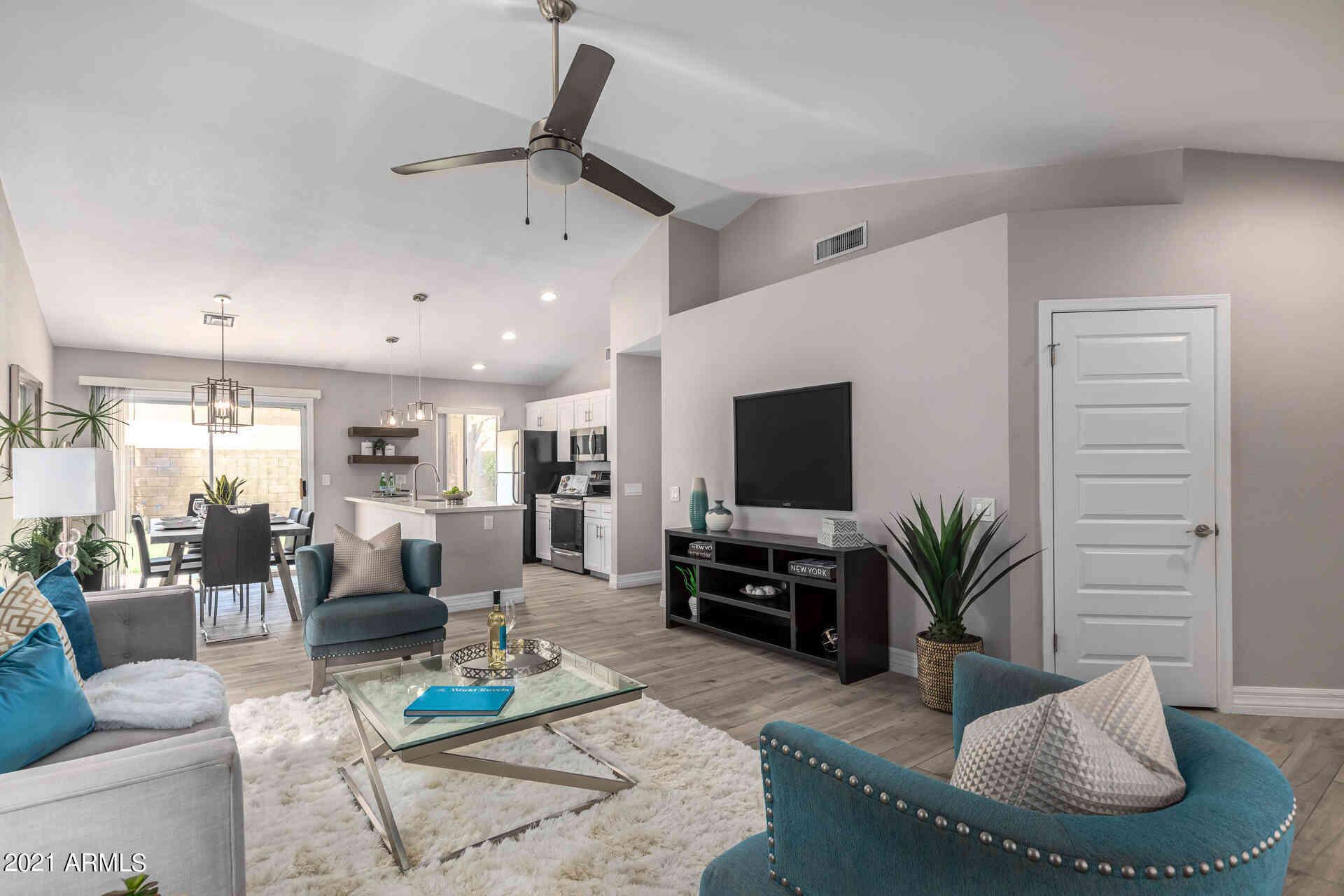 3115 W ROSE GARDEN Lane, Phoenix, AZ, 85027,