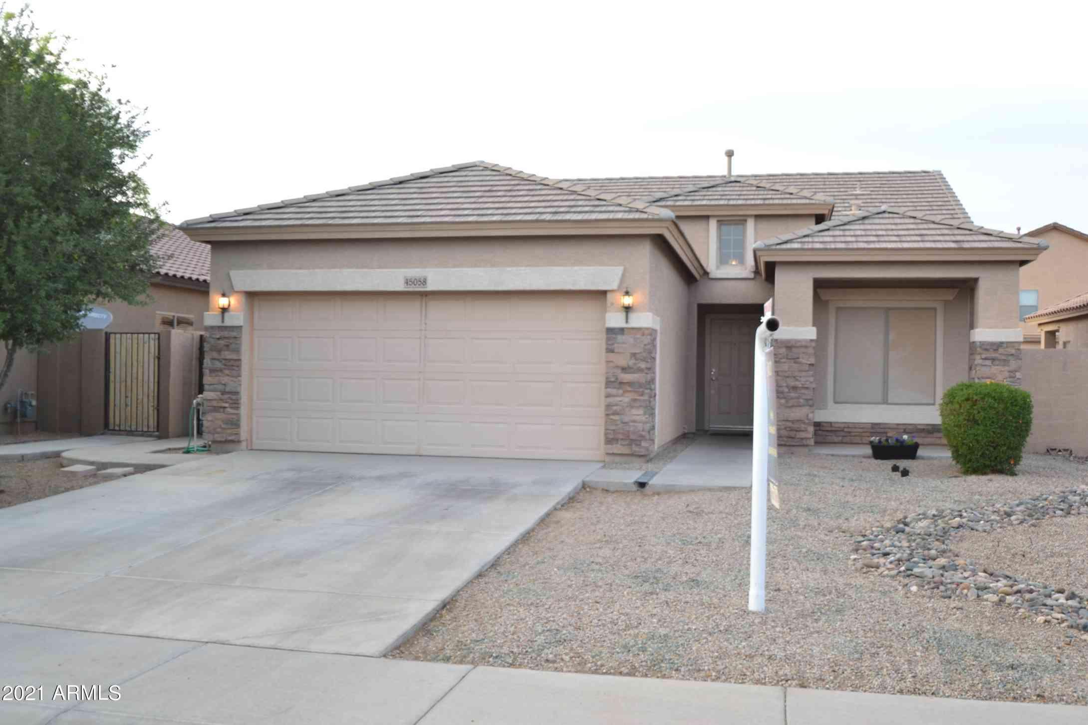 45058 W GAVILAN Drive, Maricopa, AZ, 85139,