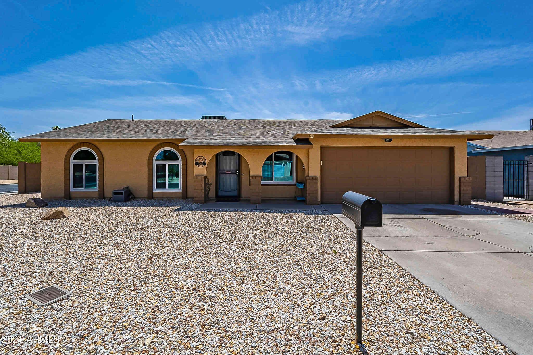 4701 W CHARLESTON Avenue, Glendale, AZ, 85308,