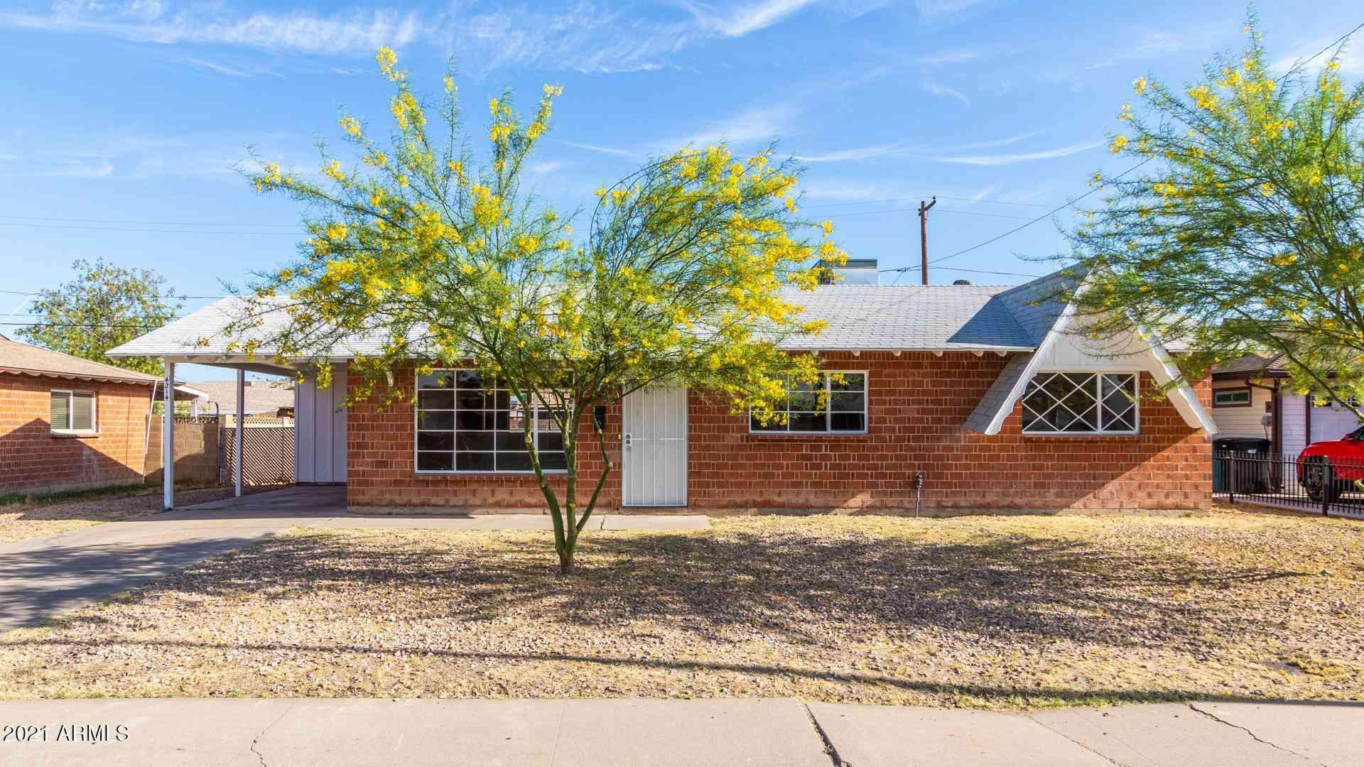 4214 W CLAREMONT Street, Phoenix, AZ, 85019,