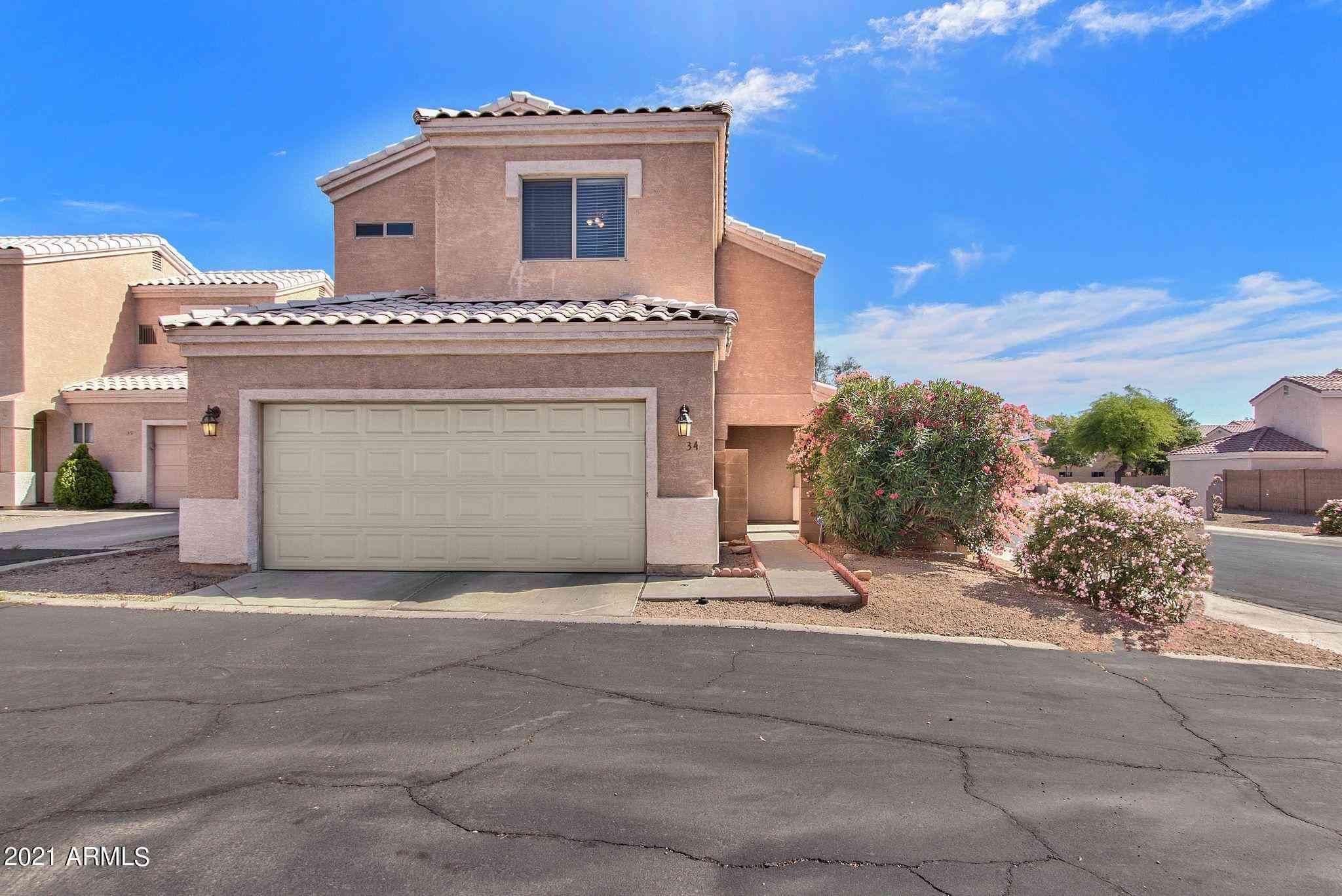 1750 W UNION HILLS Drive #34, Phoenix, AZ, 85027,