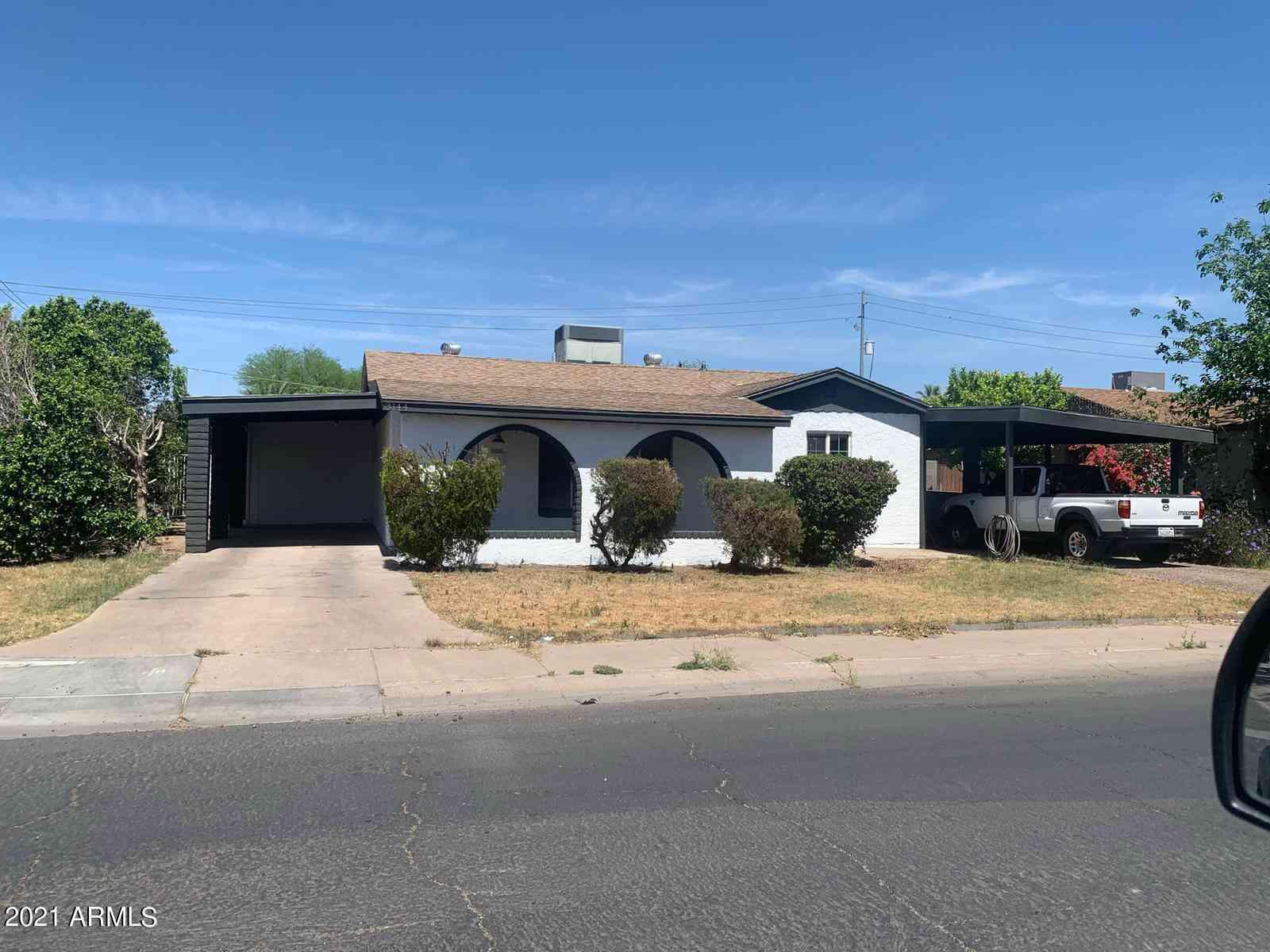 3144 W GARFIELD Street, Phoenix, AZ, 85009,