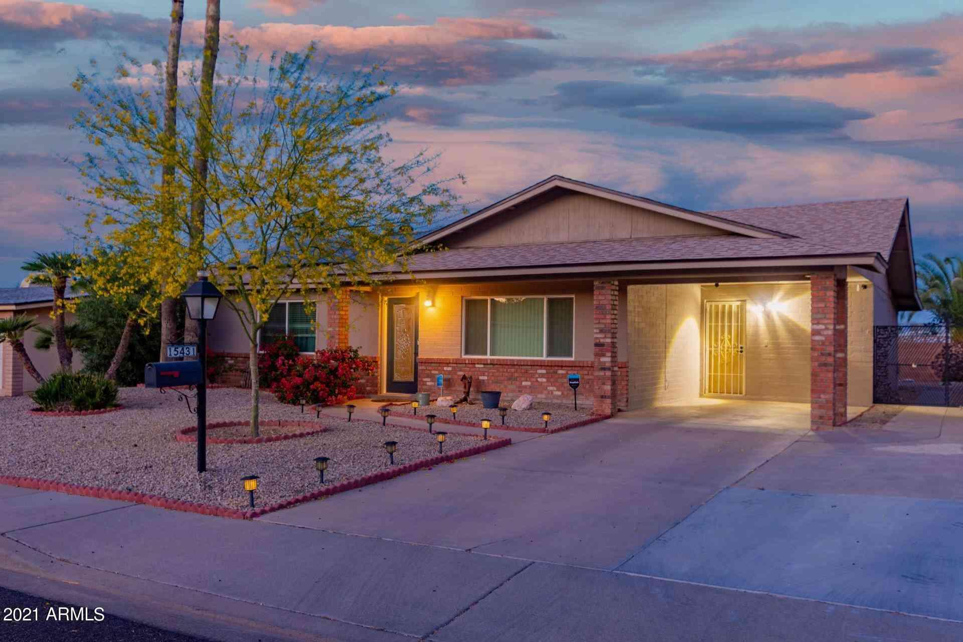 15431 N 20TH Street, Phoenix, AZ, 85022,