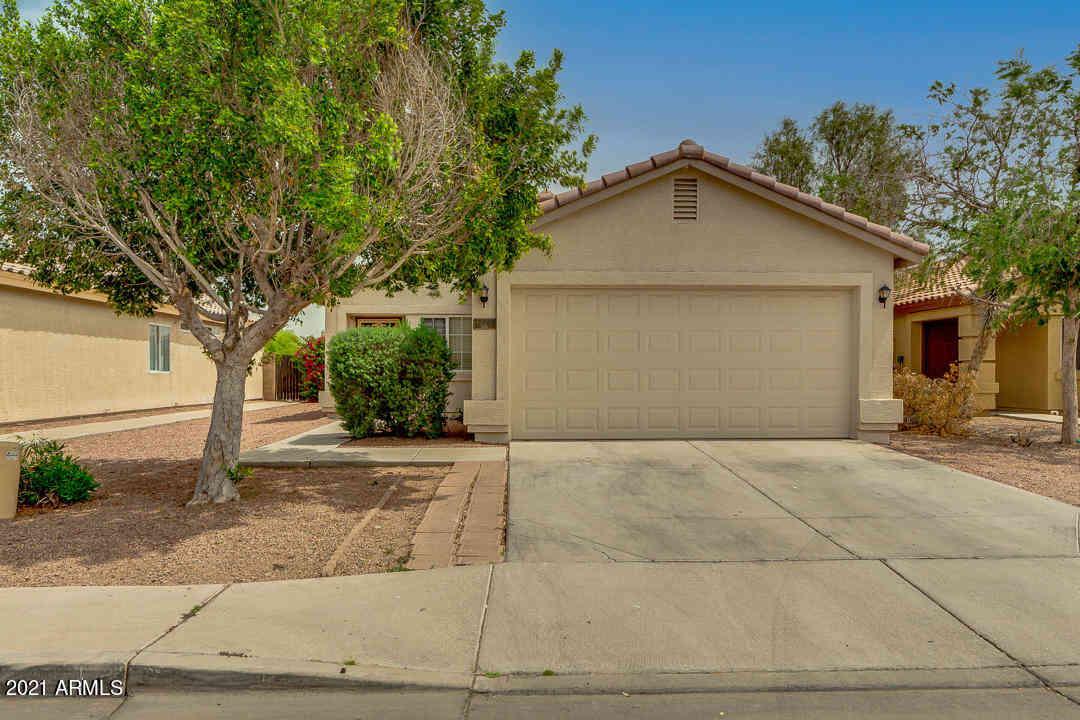 12605 N EL FRIO Street, El Mirage, AZ, 85335,