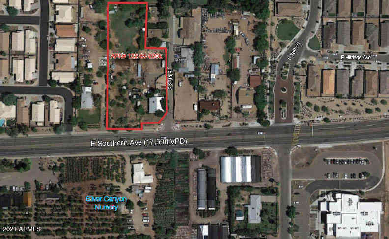 2720 E SOUTHERN Avenue, Phoenix, AZ, 85040,