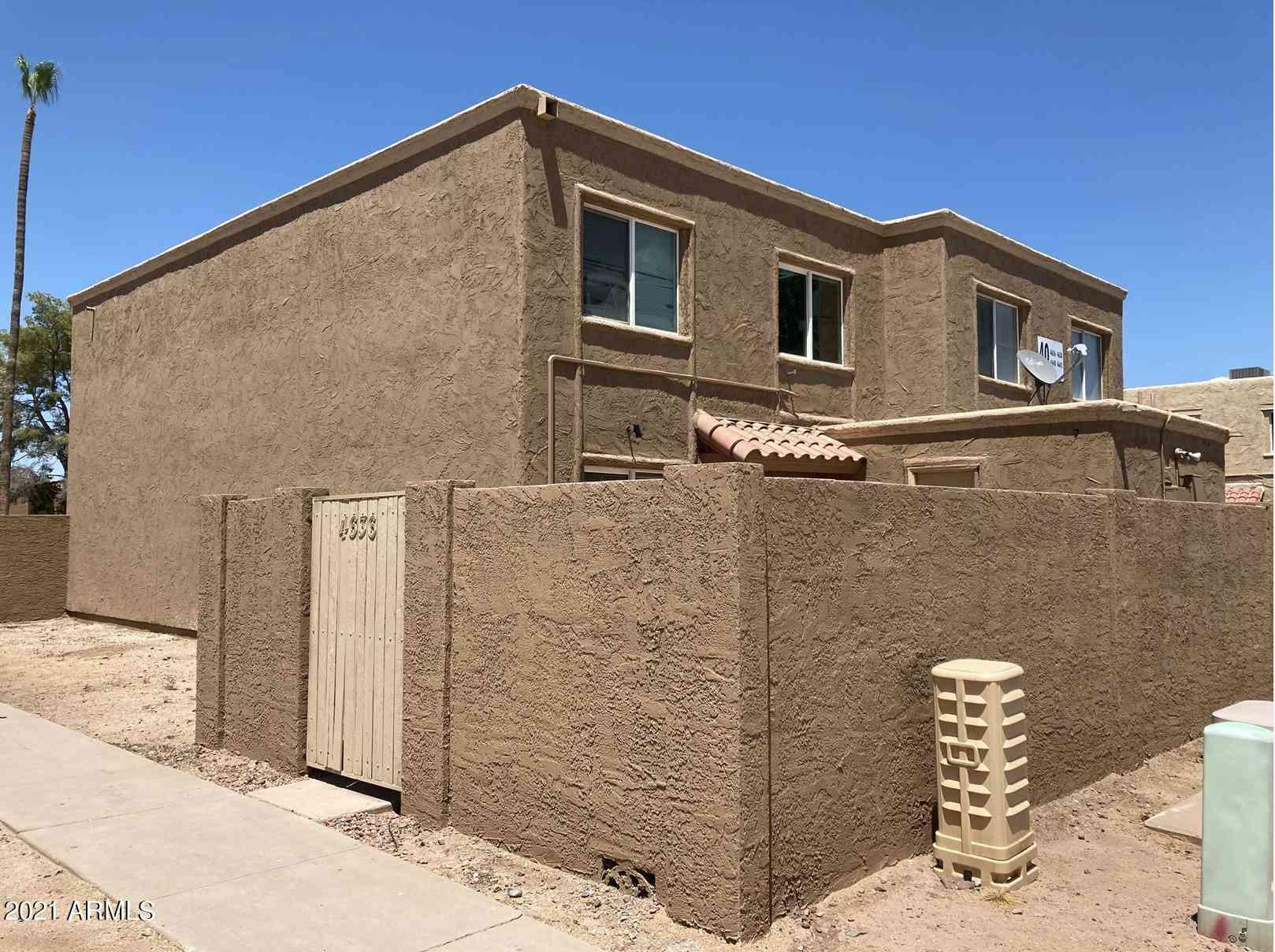 4636 E WOOD Street, Phoenix, AZ, 85040,