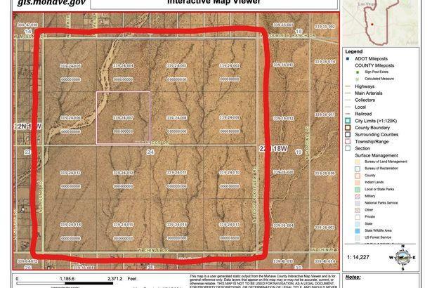614 Acres Golden Cross Estates -- #1-16