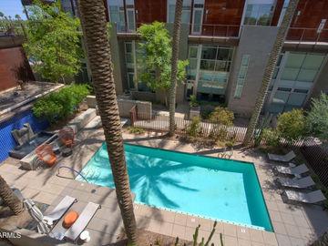 Sunny Living Room, 4745 N Scottsdale Road #D3001, Scottsdale, AZ, 85251,