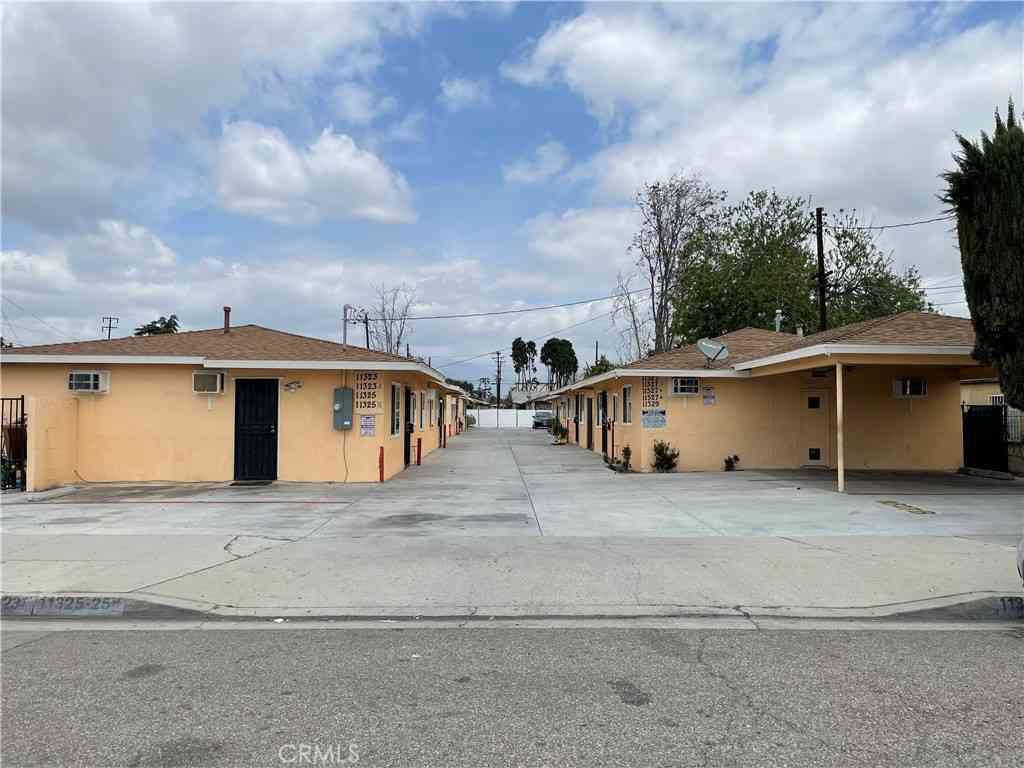 11323 Schmidt Road, El Monte, CA, 91733,
