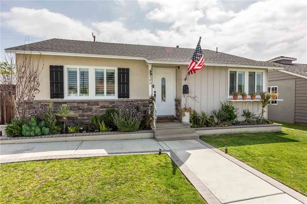 300 S Fonda Street, La Habra, CA, 90631,