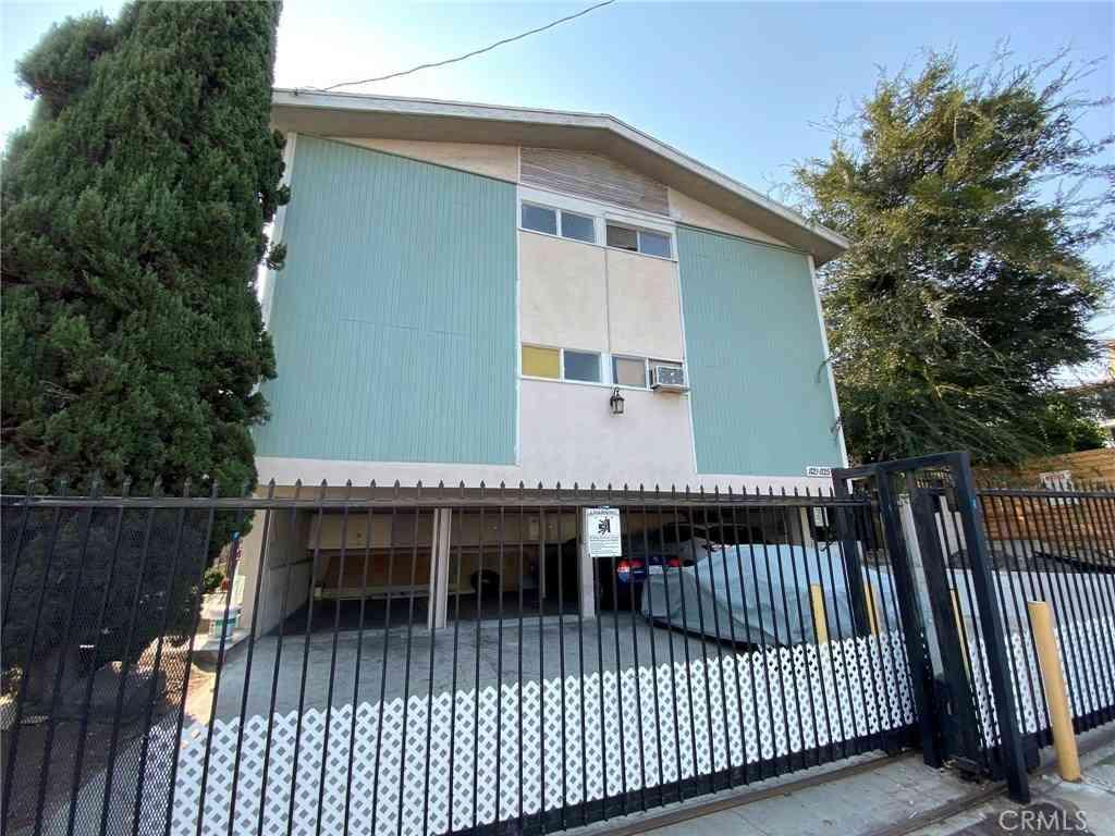 1121 N Westmoreland Avenue, Los Angeles, CA, 90029,