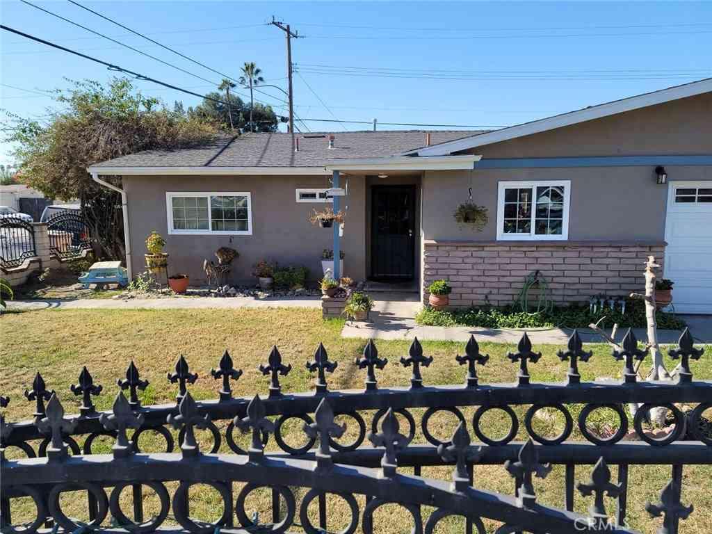 701 N Rose Street, Anaheim, CA, 92805,