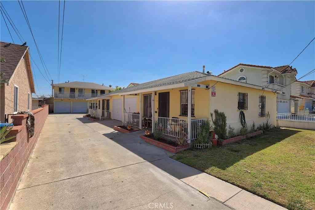 6618 Otis Avenue, Bell, CA, 90201,