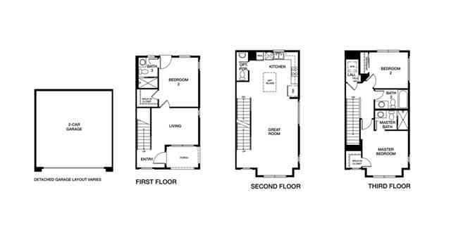 Floor Plan, 2637 Bantry Court, South San Francisco, CA, 94080,