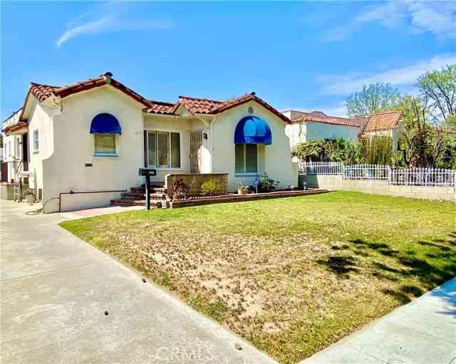 1815 South Sierra Vista Avenue, Alhambra, CA, 91801,
